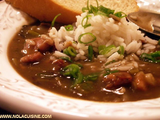 Chicken and Andouille Sausage Gumbo | Recipes I Want to Try | Pintere ...