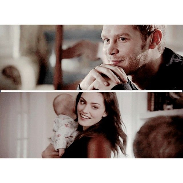 "#TheOriginals 2x09 ""The Map of Moments"" - Klaus and Hayley"