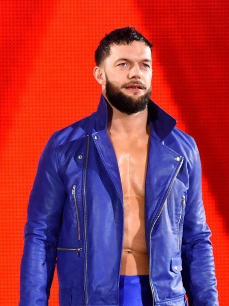 WWE Finn Balor Leather Jacket | WWE | Finn balor, Wwe, Balor