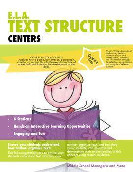 Text Structure / Expository Writing: Learning Centers (scheduled via http://www.tailwindapp.com?utm_source=pinterest&utm_medium=twpin) (scheduled via http://www.tailwindapp.com?utm_source=pinterest&utm_medium=twpin)