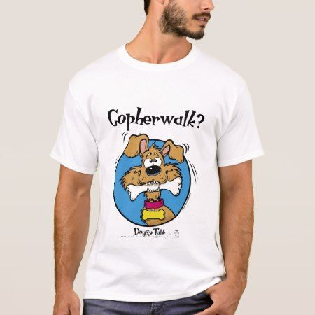 Gopherwalk T-Shirt - tap, personalize, buy right now!