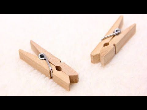 7 Things You Can Make From Clothespins!!【DIY】