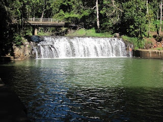 Just one of the many waterfalls on the Atherton Tablelands, Qld, Australia.