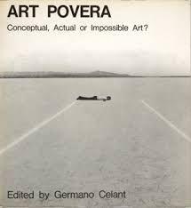 kultura70: ARTE POVERA