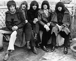 Deep Purple Жанры прогрессивный рок (1968—1969) хард-рок хэви метал Годы 1968 — 1976 1984 — наши дни