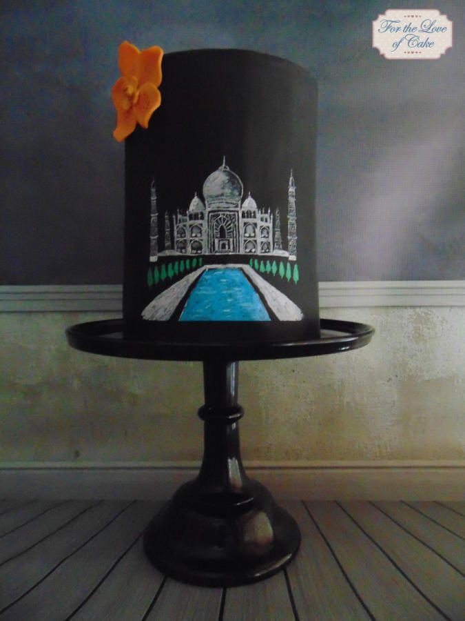 Taj Mahal by For the love of cake (Laylah Moore)