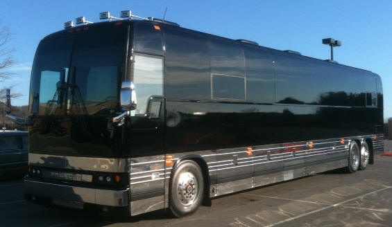 2002 45 Ft Prevost Xlii Entertainer Bus 48965 For Sale At