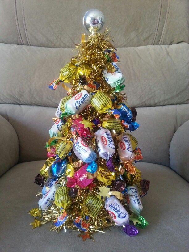 Lolly Christmas Tree ♡♡♡ Things I Ve Made Pinterest