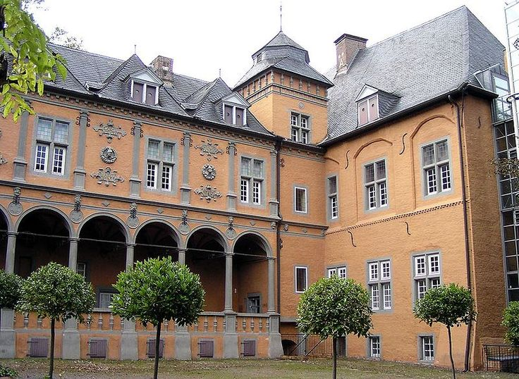 Schloss Rheydt - Mönchengladbach