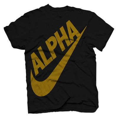 ALPHA PHI ALPHA | SWOOSH