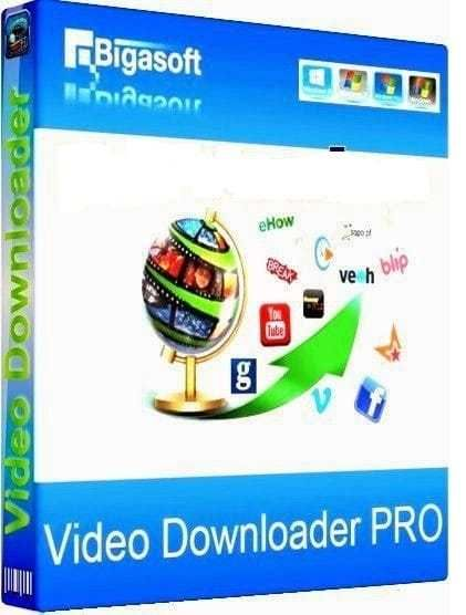 Bigasoft Video Downloader Pro Crack 3.11 + Keygen Download YouTube Converter that enables to spare a mess YouTube recordings