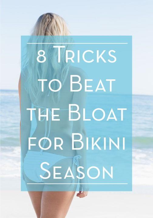 Get that bikini bod ready in time for swimsuit season.