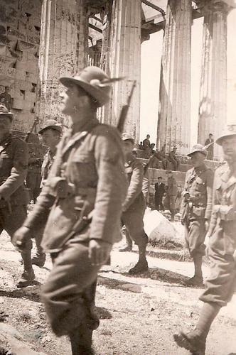 Alpini Soldiers in Greece 1941