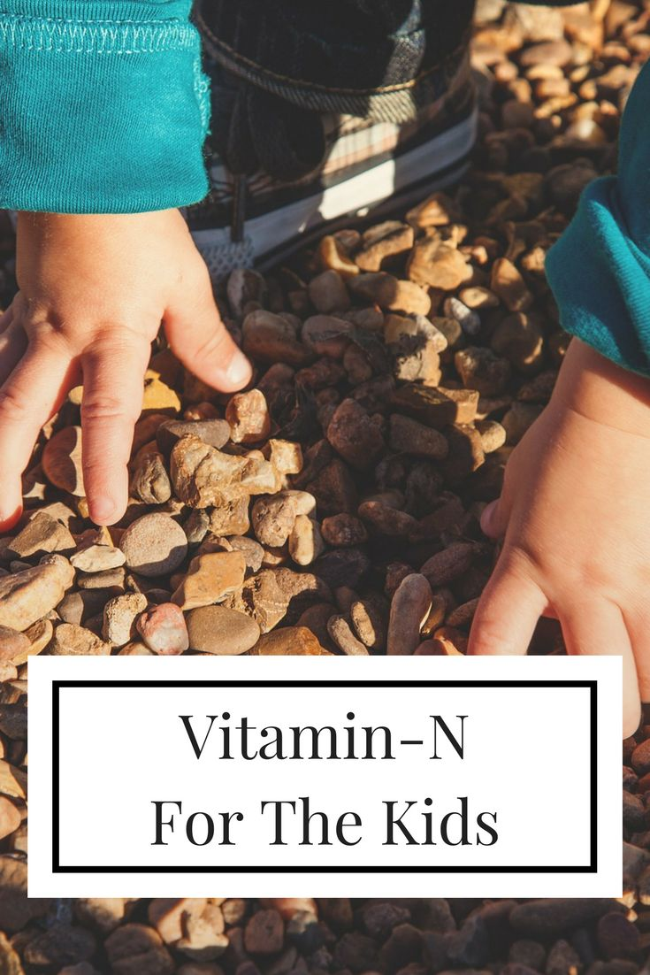 Letting your kids play in nature is actually essential to their development, here is an excellent guest post submitted by George Schalter of Educational Kids Games that highlights just how important outdoor play is! #outdoorplay #kidsplayoutside #vitaminN #sensoryprocessingdisorder