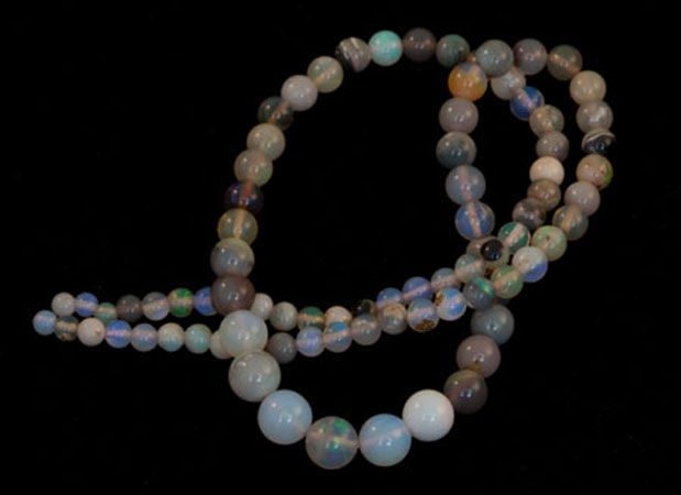 Product No.214 – Lambina mixed beads on http://www.opalessence.net.au