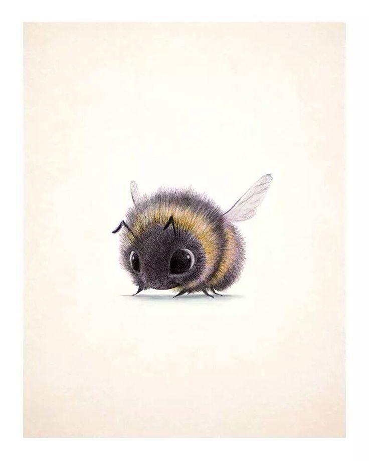 Bumble bee Sídney Hanson  How cute!