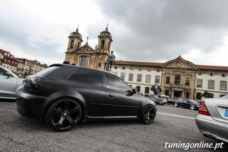 Audi A3 Bracara Motorfest