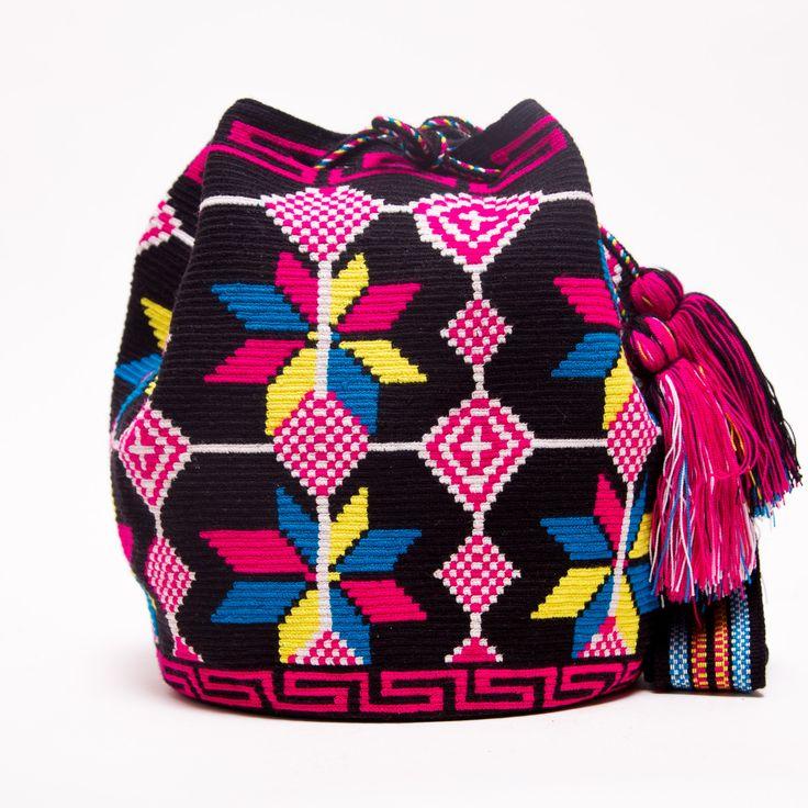 Hermosa Wayuu Bag - woven by one thread