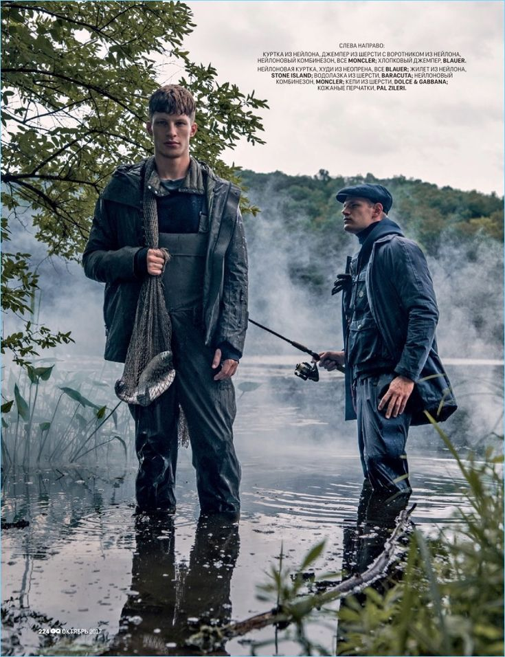 GQ Russia Brings a Designer Flair to Rugged Style | Page 2 of 2