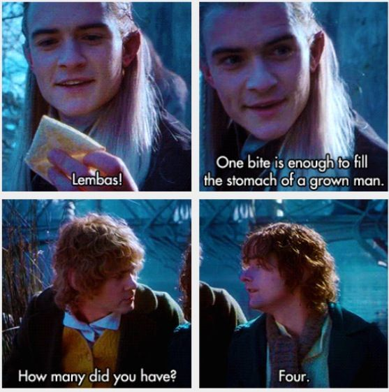 LOL!! -- Legolas, Merry & Pippin - Lord of the Rings #LOTR