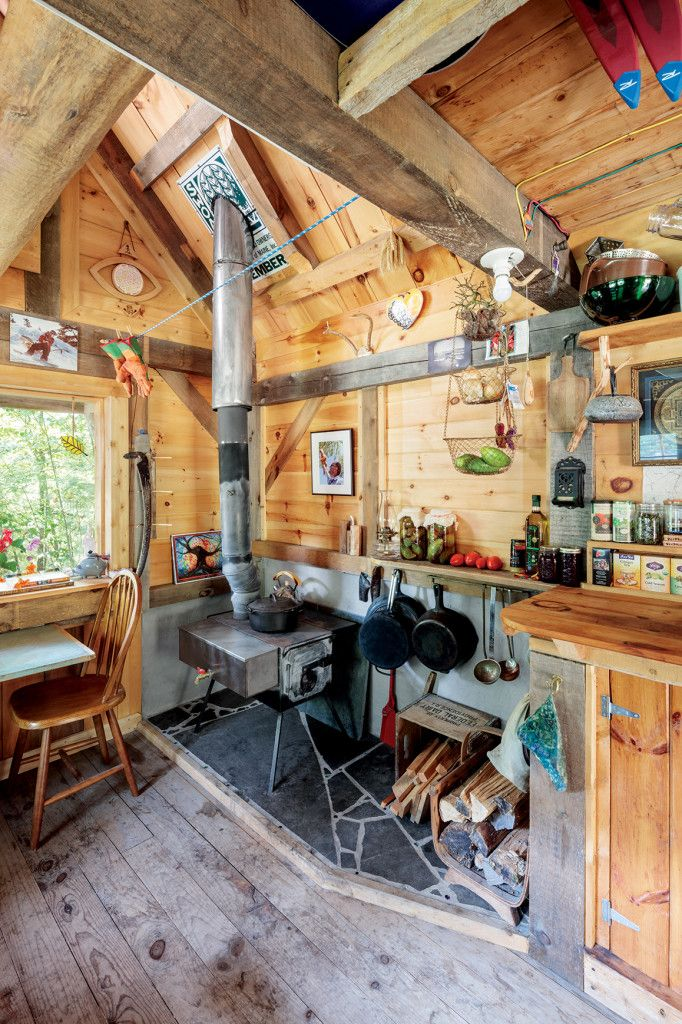 6 Maine Tiny Homes With Lots Of Character Modern Tiny House Small Tiny House Tiny House Design