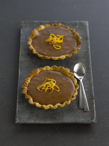 Recept voor chocoladetaartjes met appelsien | njam!