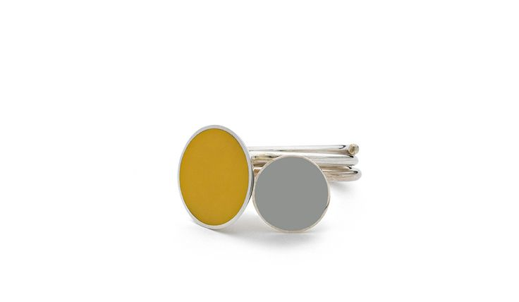 Colour collections   Rings SS15 + info: www.lilianaguerreiro.com