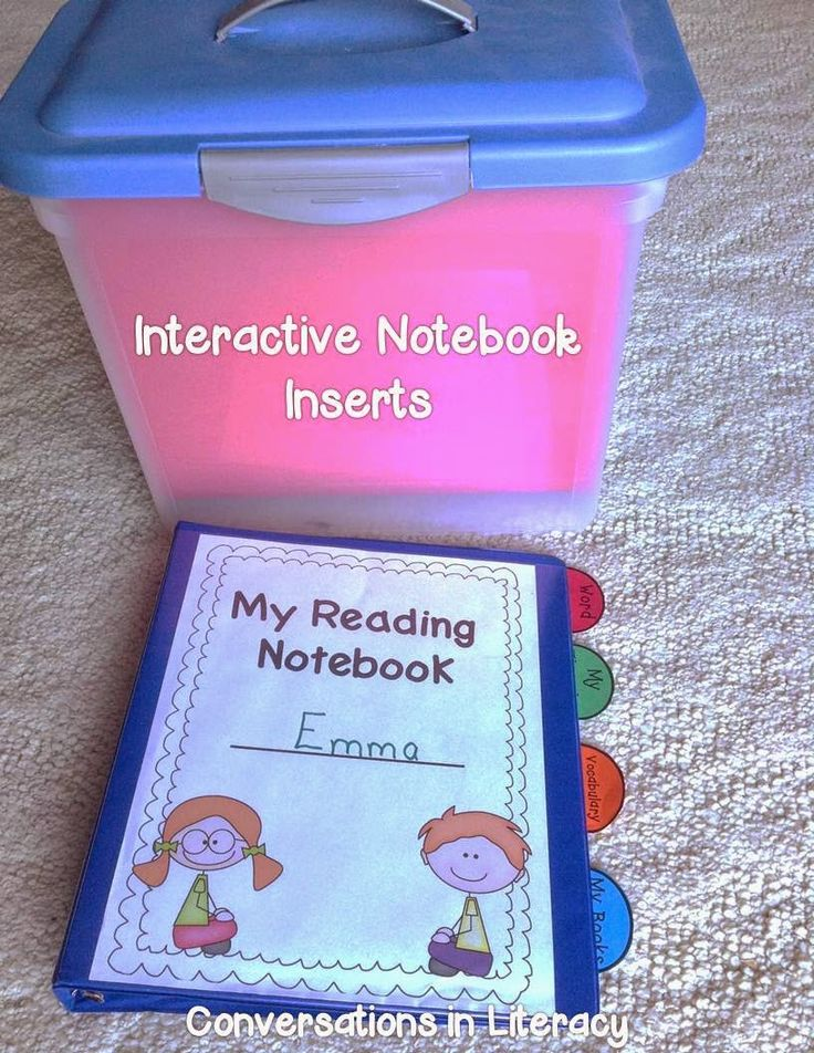 Interactive Notebook Organization and Management:  Tips for making interactive notebooks easier to manage and use! #brightidea