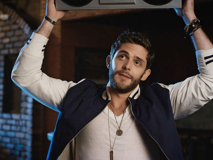 Watch Thomas Rhett Get Dumped Hard in 'Crash and Burn' (VIDEO) http://www.people.com/article/thomas-rhett-crash-and-burn-video-premiere