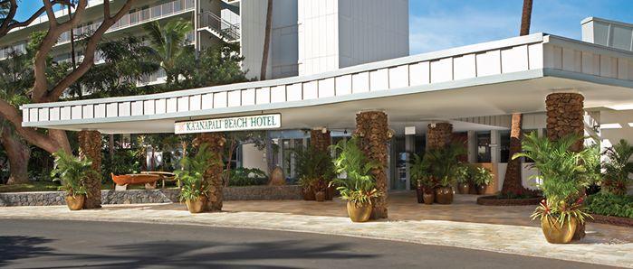 Kaanapali Beach Hotel: Maui Resort | About Kaanapali Beach Hotel