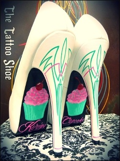 CAIT! CAIT! CAIT!...Cuppy Cake shoes! Oh too bad they don't come in chaco brand.