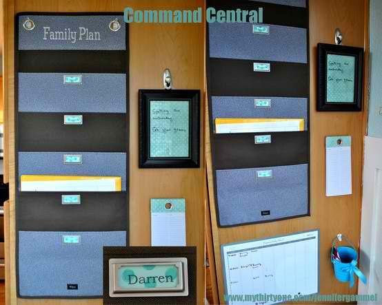 Organized office!