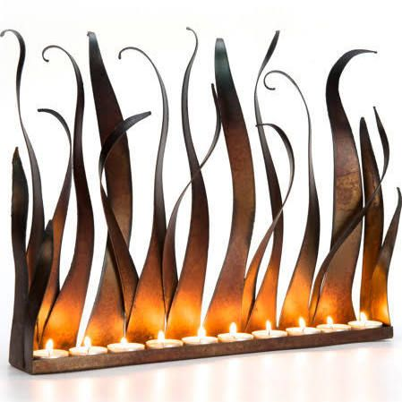Top 25+ best Fireplace candle holder ideas on Pinterest ...