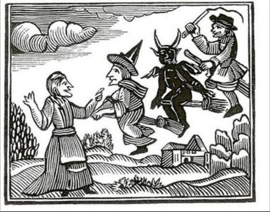 The status of sorcery and witchcraft in the modern period in england