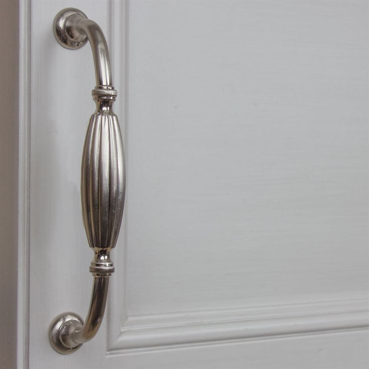 Shop GlideRite  4046 5 3/4-in Fluted Cabinet Hardware Pull at ATG Stores. Browse our cabinet pulls, all with free shipping and best price guaranteed.