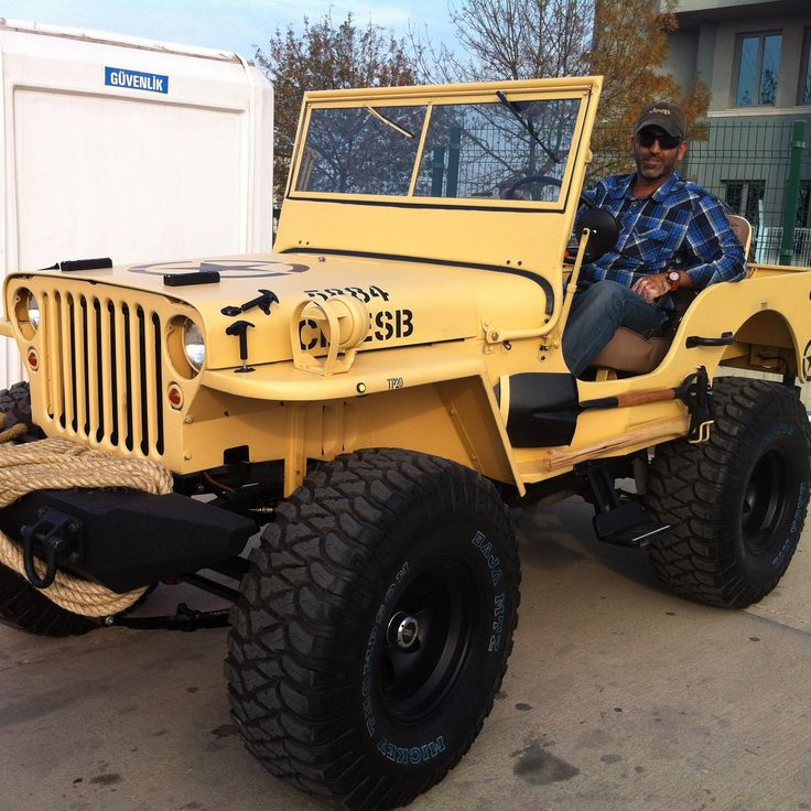 Willys - Jeep related