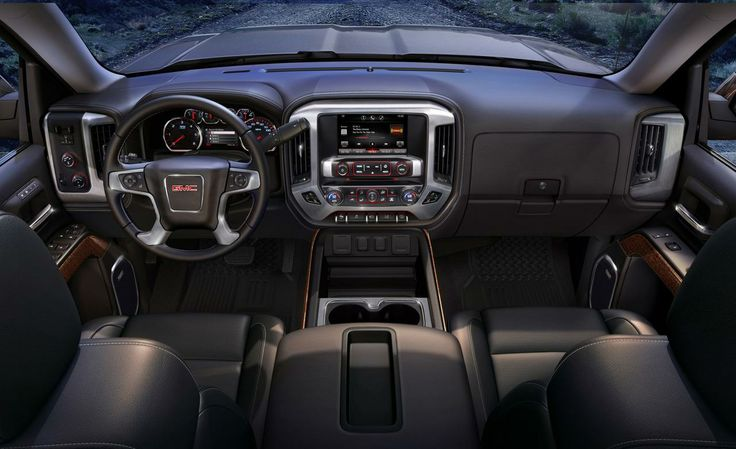 2014 GMC Sierra trucks