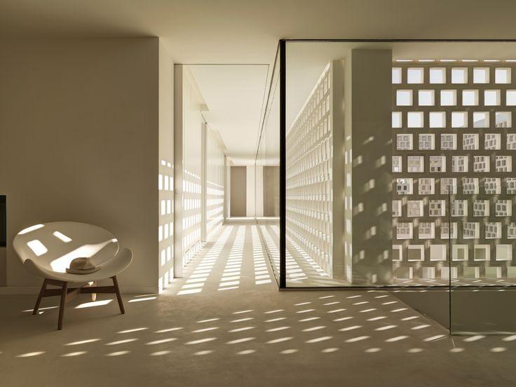 Haus von Gus Wüstemann in Marbella / Maurische Wohnzimmerlandschaft - Architektur und Architekten - News / Meldungen / Nachrichten - BauNetz...
