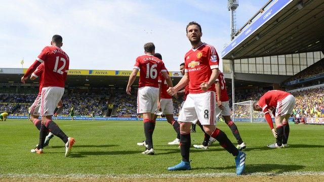 Manchester United - Juan Mata