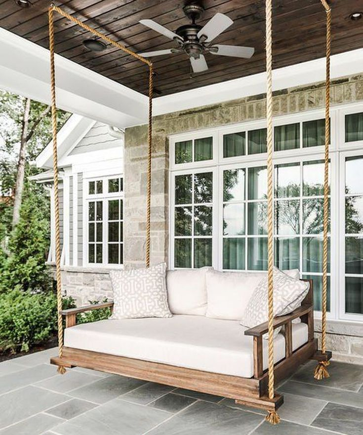 Beautiful Front Porch Design Ideas For Outdoor Living