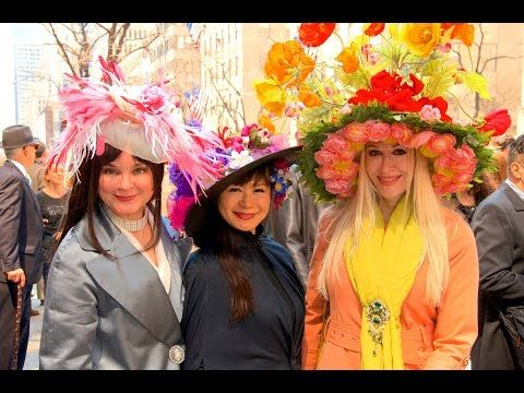 Easter Bonnets DIY with Neon & Tanna Valentine