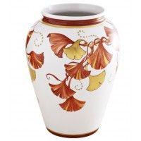 Vase en porcelaine - Ginkgo vase