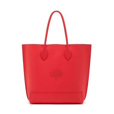 Mulberry Bright New Styles & Gift Ideas - Blossom Tote in Hibiscus Calf Nappa