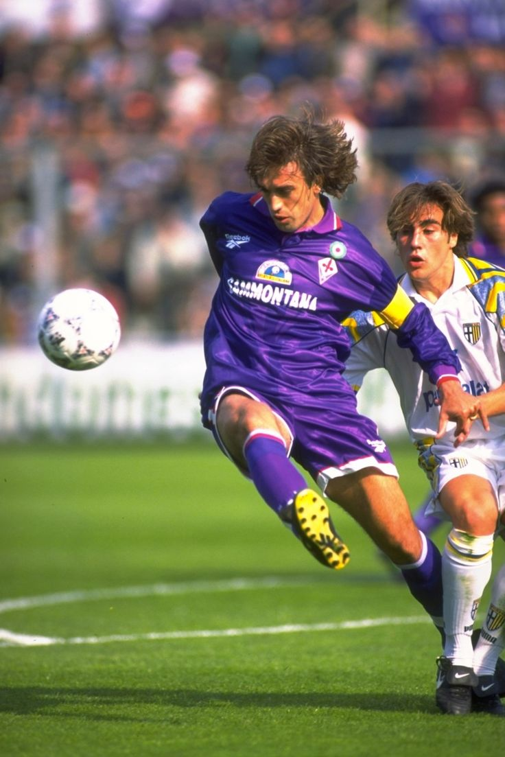 Gabriel Batistuta, Argentina (Newell's Old Boys, River Plate, Boca Juniors, Fiorentina, Roma, Internazionale, Al Arabi, Argentina)