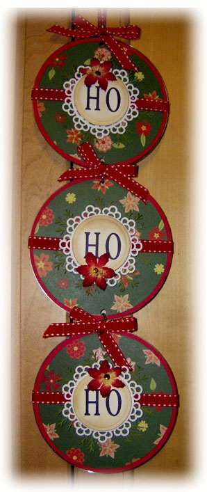 recycled cd wall decor designed by Sheri Holt                                                                                                                                                                                 More