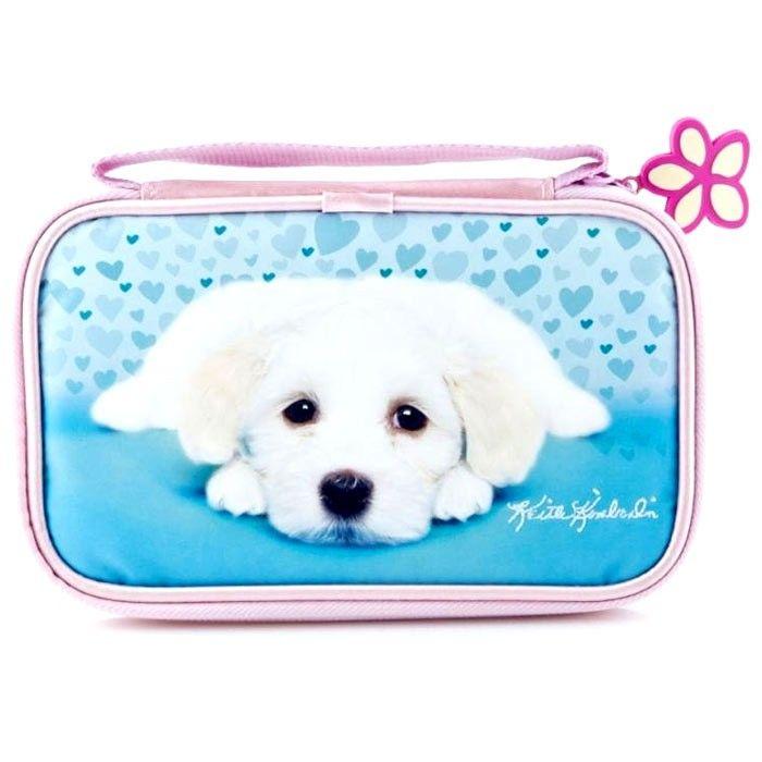 dog DS 3 Nintendo bag | Nintendo 3DS XL Tasche Keith Kimberlin Dogs Neu