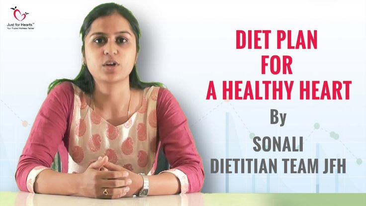 Diet Plan For A Healthy Heart... - http://acthealthier.com ...