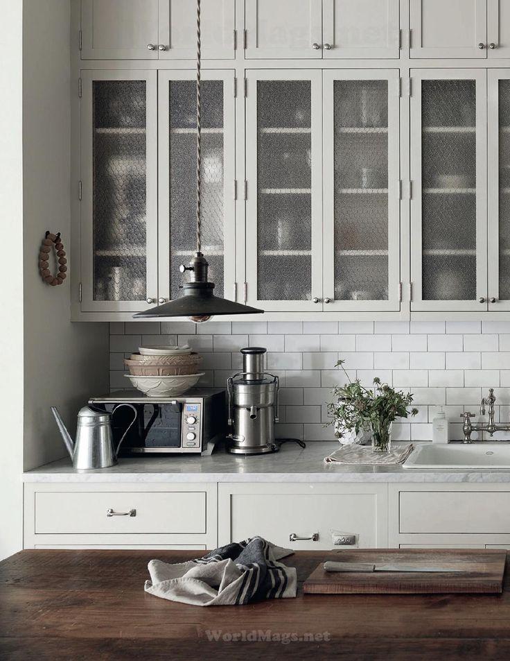Elle Decoration Kitchens