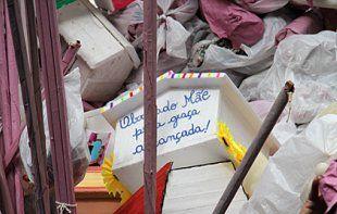 Projeto estuda relação de promesseiros com ex-votos no Círio de Nazaré - UFPA