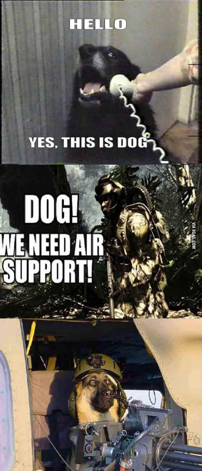 What I hear when I play Call of Duty #videogamefunnies #COD